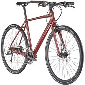 Orbea Vector 30, metallic dark red